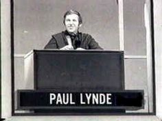 "Paul Lynde ""Hollywood Squares"""
