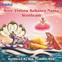 Sree Vishnu Sahasranama Stothram-ACD