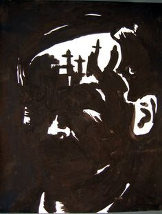 Wilhelm Sasnal. Untitled. (2005)