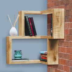 Diy corner shelves to beautify your awkward corner (28)