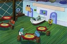 There& An Actual Krusty Krab Restaurant Being Built And It Looks Totally Identical The Sims, Sims 4, Spongebob Friends, Spongebob Pics, Spongebob Background, Picsart, Pineapple Under The Sea, Snapchat Stickers, Cartoon Wallpaper Iphone