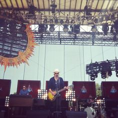 NeedToBreathe preformed at Bonnaroo 2012 and the band captured the experience on Super8 film