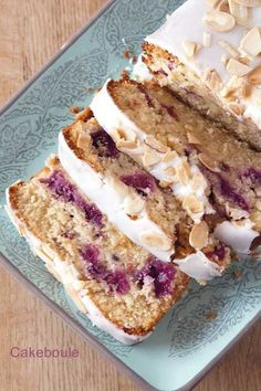Raspberry Bakewell Loaf Cake (Gluten and Dairy Free) - Paleo Rezepte Gluten Free Cakes, Gluten Free Baking, Vegan Baking, Bread Baking, Vegan Cake, Vegan Desserts, Dairy Free Recipes, Baking Recipes, Waffle Recipes