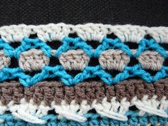 Knutsels van Jolanda: Crochet Along 2015 - week 25