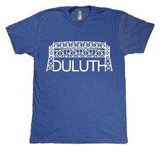 Duluth Minnesota T-Shirt