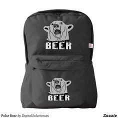Polar Bear American Apparel™ Backpack