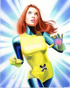 Which Female Superhero Are You? - I got Jean Grey! Who just so happens to be one of my favorite female superheroes with powers