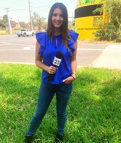 Ashley Lapadula #AshleyLapadula #Univision #Univision23 #news #reporter #Miamizoo