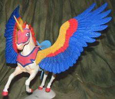She-Ra's horse Swift wind.