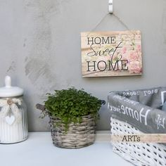 (020dt) Home sweet home   ARTSABLONY.SK
