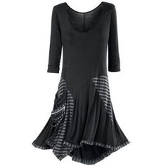 Valentina Dress - New Age, Spiritual Gifts, Yoga, Wicca, Gothic, Reiki, Celtic, Crystal, Tarot at Pyramid Collection