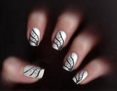 elegante blanco y negro