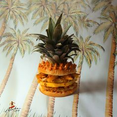 #creative #burger #pineapple #epic #yummy