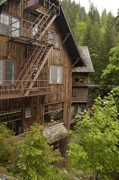 The Lodge at Oregon Caves National Monument, Cave Junction, Oregon