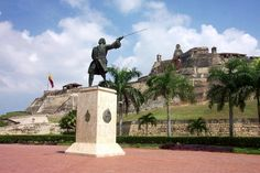 Cartagena, Colombia.  http://www.worldheritagesite.org/sites/cartagena.html