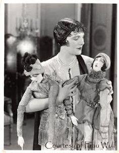 Leatrice Joy and Her Boudoir Dolls