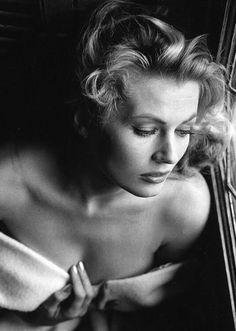 Anita Ekberg by Peter Basch, 1950's