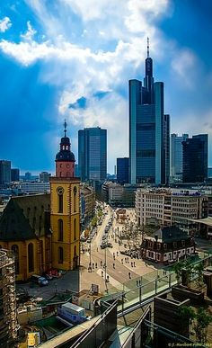 Frankfurt, Hesse, Germany | by Polybert49