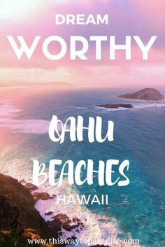 Dream-Worthy Oahu Beach