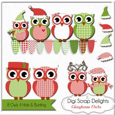 https://www.etsy.com/listing/170408133/christmas-clip-art-owls-gingham-red?ref=shop_home_active_18