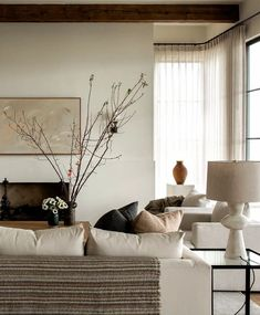 Living Room Interior, Home Living Room, Home Interior Design, Living Room Designs, Living Room Decor, Living Spaces, Neutral Living Rooms, Modern Living Rooms, Italian Living Room