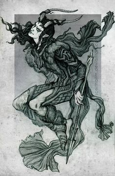 fan art: loki sketches  note: sceith ailm creates some of the finest loki fan arts on-line. her other tom hiddleston-related sketches are also fantastic. visit her official deviant art page.  source:  sketch 1: http://sceithailm.deviantart.com/art/Loki-422347238
