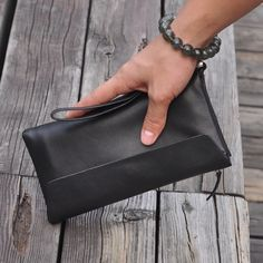 Brand Genuine Genuine Real Leather Men Wallets Business Card holder Coin Purse Men's Long Zipper Wallet Leather Clutch 3016 >>> Check out this great product.