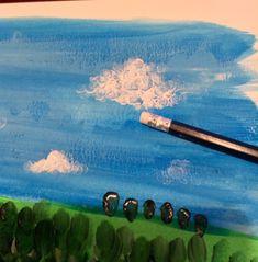 Oggi vi mostro in pochi passi come realizzare un quadretto impressionista con i bambini. In questo caso eta' consigliata a partire dai 5/6anni. Premesso che adoro Monet e i suoi colori meravigliosi, tempo fa ho comprato per Folletta il libro LINNEA in Monet's Garden che con illustrazioni ad acquerello bellissime, racconta ai bambini (ma anche …