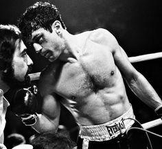 Martin Scorsese and Robert De Niro, Raging Bull (1980) • Cinephilia & Beyond