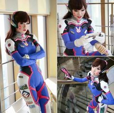 Best D.Va Cosplay so far