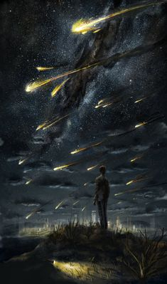 Falling Angels by *BrandonStricker on deviantART