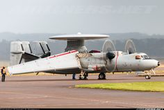Grumman E-2C Hawkeye (G-123)