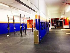 Kipping pull up, CrossFit Glory