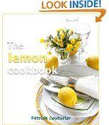 Free Kindle Books - Cooking, Food  Wine - COOKING, FOOD  WINE - FREE -  The Lemon Cookbook