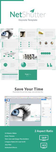 NetShutter Keynote Presentation Template #slides #design Download: http://graphicriver.net/item/netshutter-keynote-presentation-template/11392006?ref=ksioks
