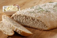 Pão Mediterrâneo - Receitas - Fleischmann