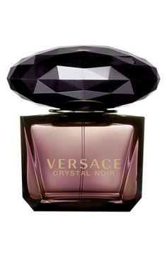 Versace 'Crystal Noir' Eau de Toilette available at #Nordstrom