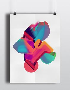 Color ≅ Espacio on Behance