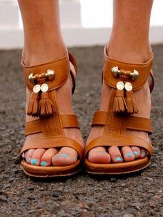 marianela406862 Outfit   Primavera 2012. Combinar Tacones-Plataformas Marrón suave Gucci, Cómo vestirse y combinar según marianela406862 el 19-4-2012