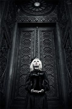 """Gothic"" by Alexander Bootsman, via 500pxCheck outwww.darkculturesocial.com"