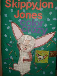 Skippyjon Jones: Classroom Door Picture