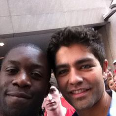 Me and Vinny Chase!!!
