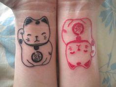 31 Charming Cat Tattoos