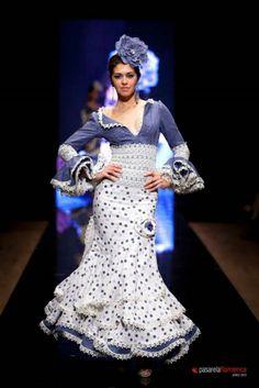 Traje de Flamenca - Sonia-Isabelle - Pasarela-Flamenca-2012
