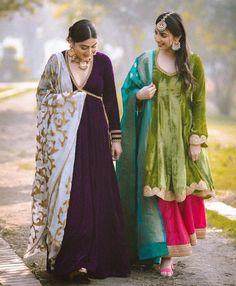 Fancy Dress Design, Stylish Dress Designs, Designs For Dresses, Stylish Dresses, Pakistani Party Wear Dresses, Pakistani Wedding Outfits, Pakistani Dress Design, Wedding Outfits For Women, Bridal Outfits
