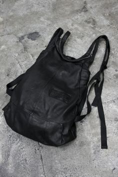 this is a sale of new Julius Halo bags backpacks and destroyed denim c5a57e884e9c8