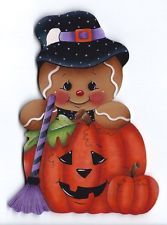 hp gingerbread in Handcrafted and Finished Pieces of Quilts Halloween Clipart, Halloween Cards, Fall Halloween, Happy Halloween, Halloween Decorations, Gingerbread Ornaments, Gingerbread Decorations, Gingerbread Man, Fall Crafts