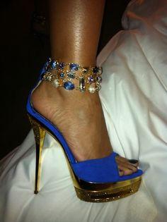 Shoe Game Evelyn Lozada