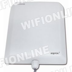 Adaptador Wifi APPROX! High Power 3W Ralink 150N + Antena panel 18dBi + cable