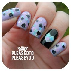 Instagram photo by pleasedtopleaseyou #nail #nails #nailart
